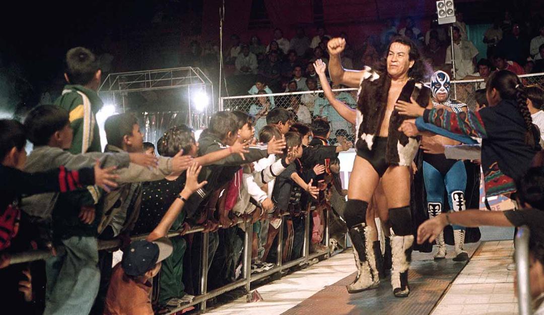 Muere el 'Perro' Aguayo, leyenda de la Lucha Libre