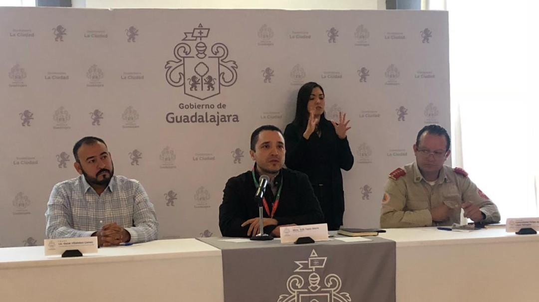 Guadalajara aprueba apoyos a damnificados por granizada