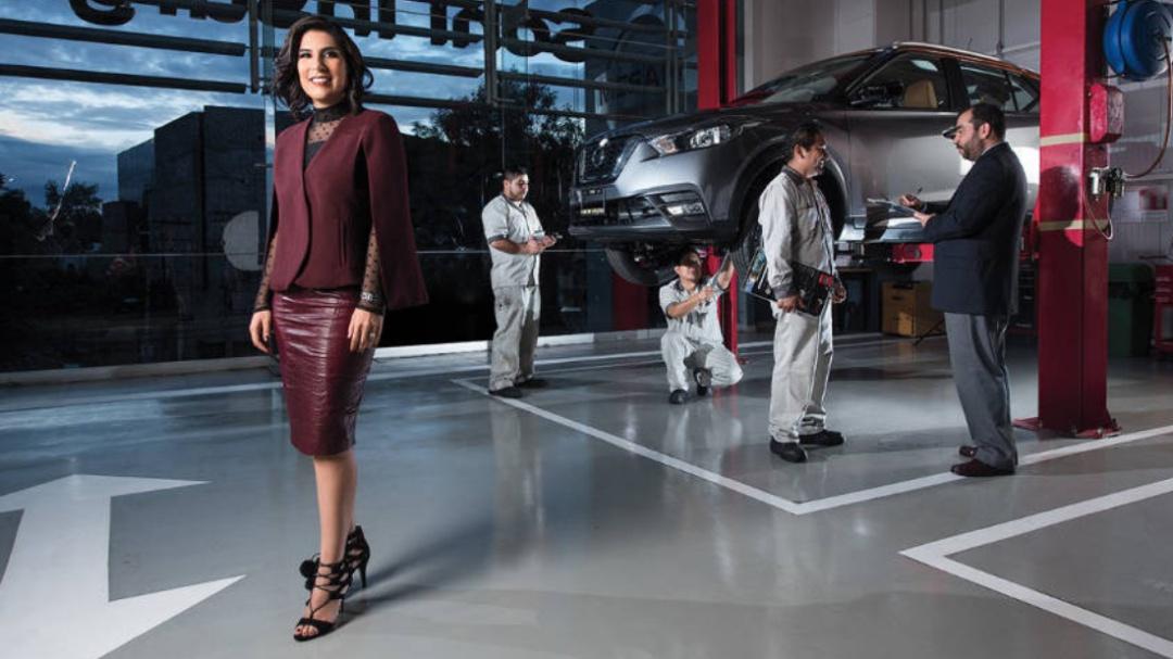 Mexicanas chingonas: Mayra González, Directora Global de Ventas de Nissan