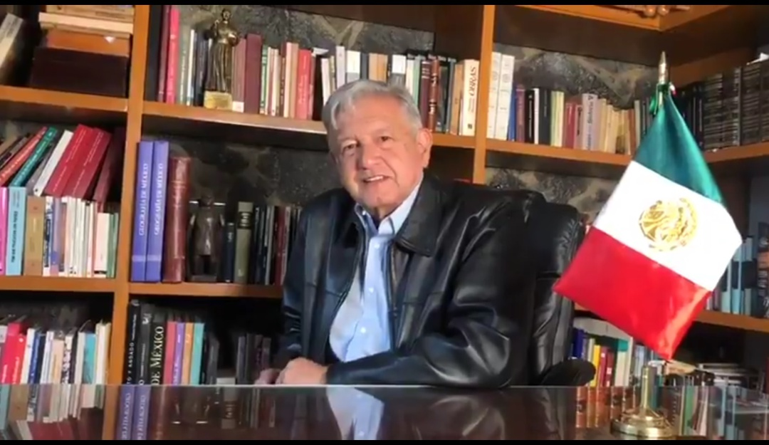 Arranca López Obrador gira por hospitales del IMSS