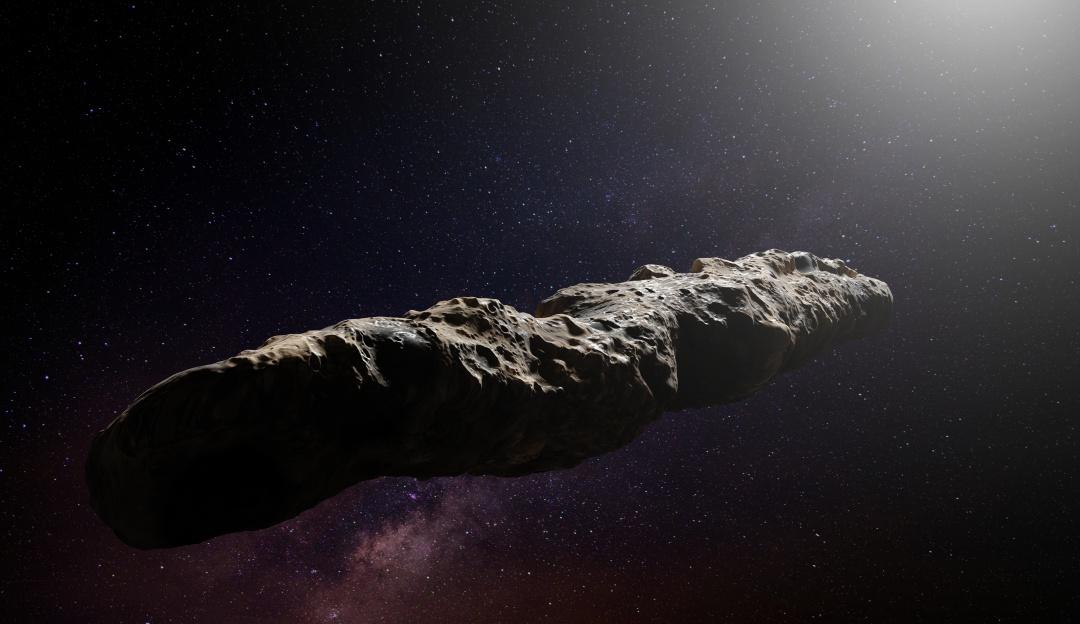 Oumuamua: Astrónomos ponen fin a uno de los misterios de la extraña roca