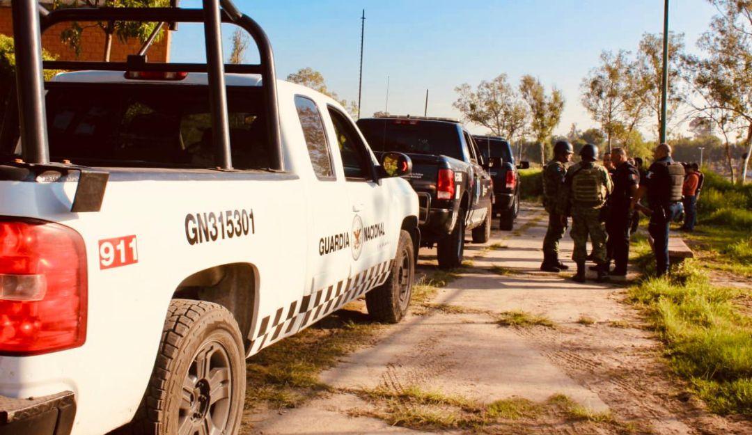 Comienza a patrullar Guardia Nacional en Guadalajara; una unidad choca