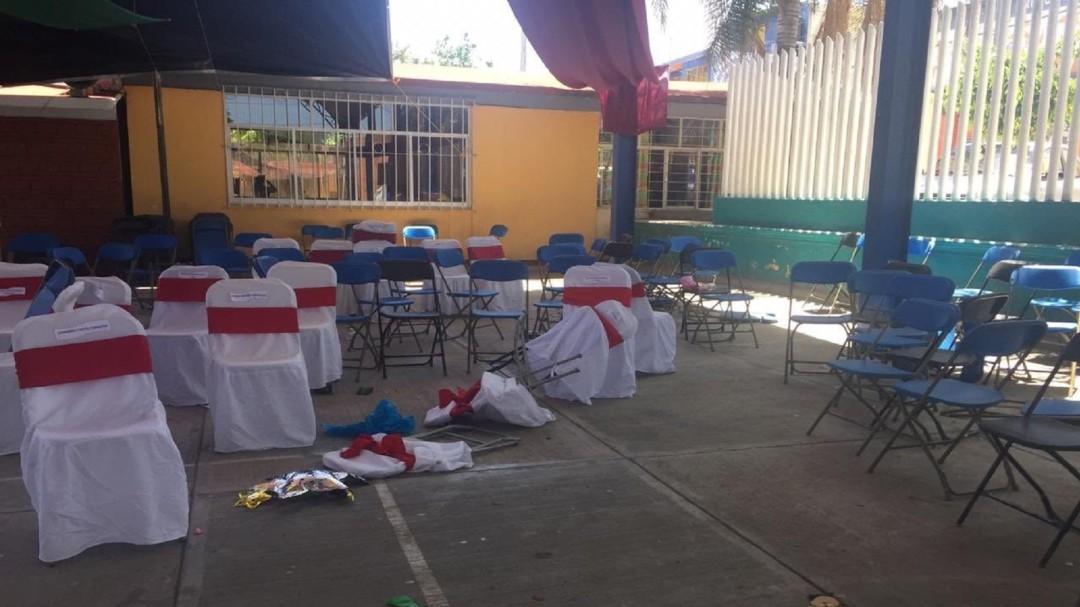 Tragedia; festival de graduación termina en balacera