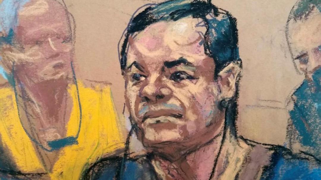 """EU pide decomisar 12 mil mdd a """"El Chapo"""""""