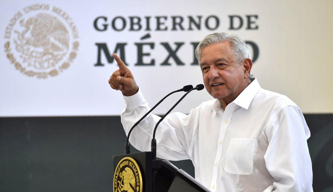 México da protección y apoyo a migrantes, no deportaciones: AMLO