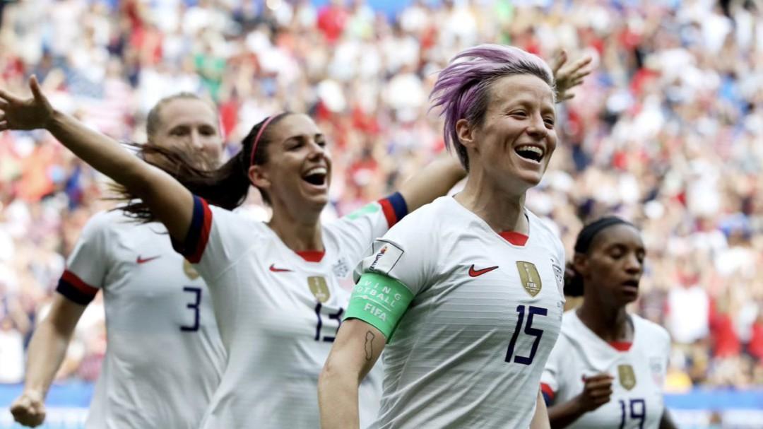 ¡Estados Unidos es bicampeón mundial!