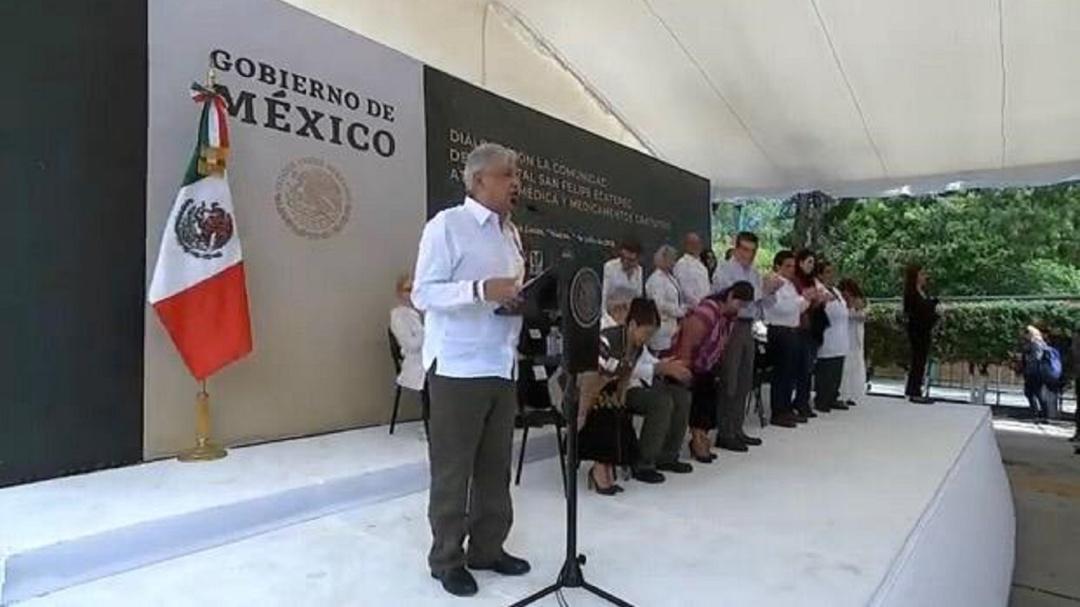 """""""El pueblo es mucha pieza"""": AMLO"""