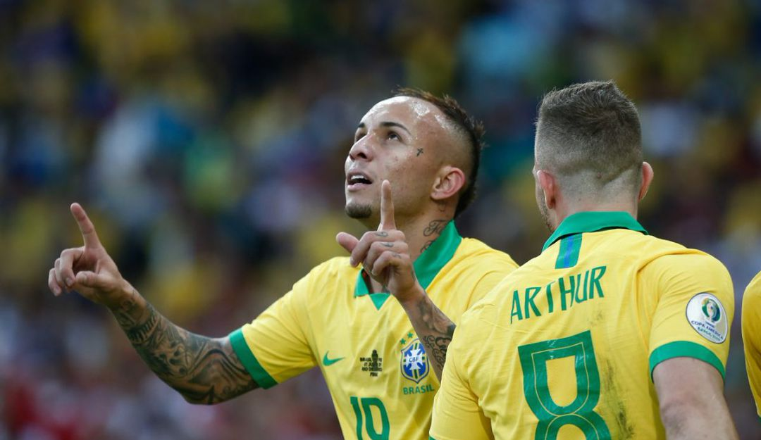 Brasil es nueve veces campeón de América