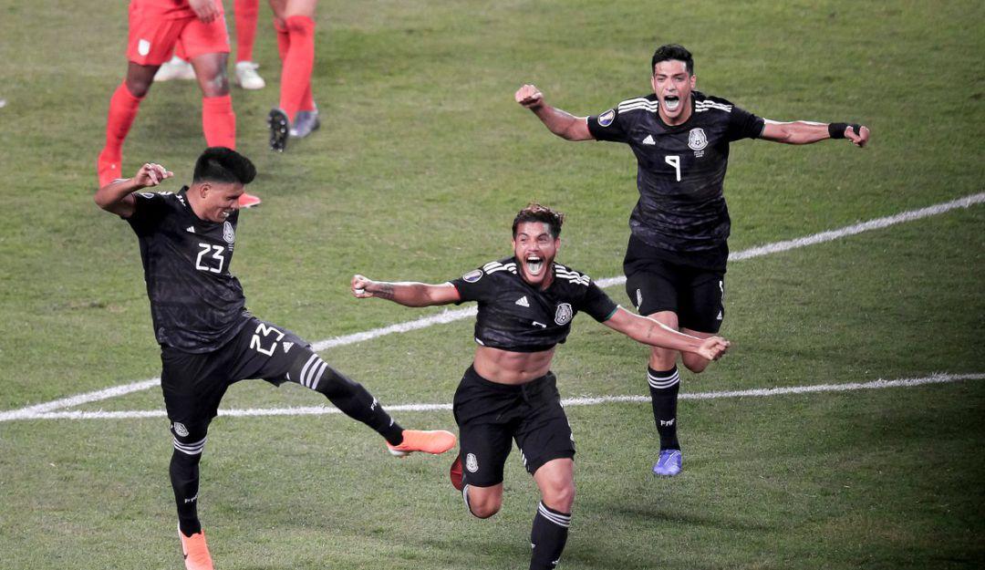 ¡México es campeón de la Copa Oro!