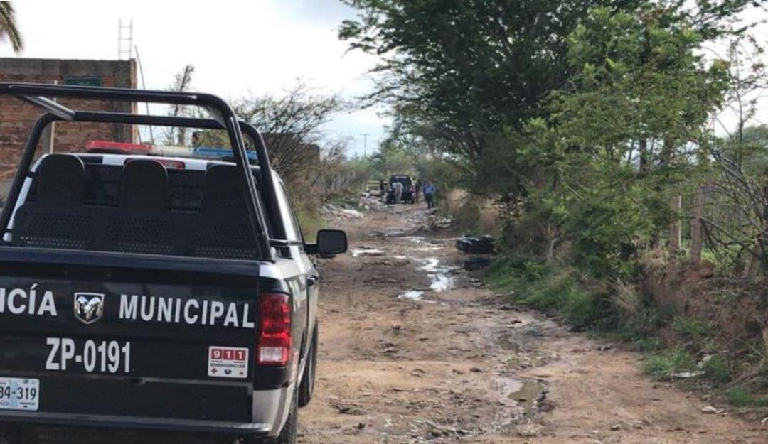 Abandonan los cuerpos de un hombre y una mujer en Zapopan