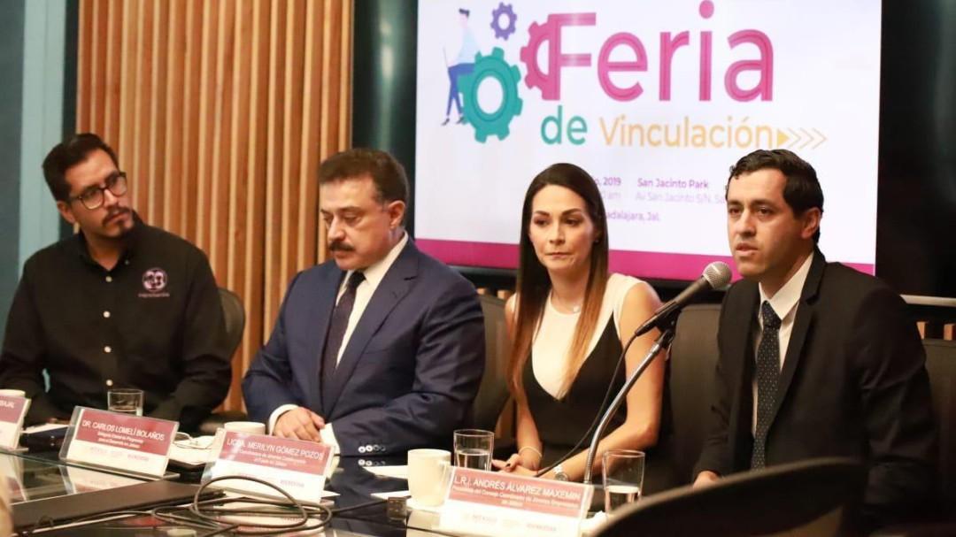 """Realizarán feria de vinculación """"Jóvenes Construyendo el futuro"""" en Jalisco"""