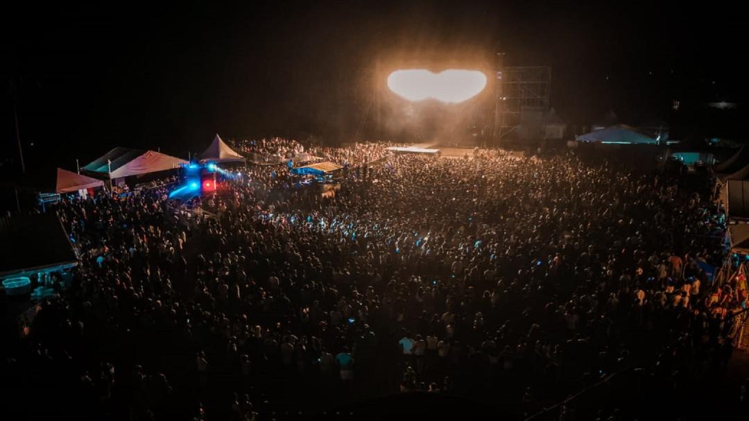 """Veracruz realiza con éxito la primera edición del """"Costa Esmeralda Fest"""""""