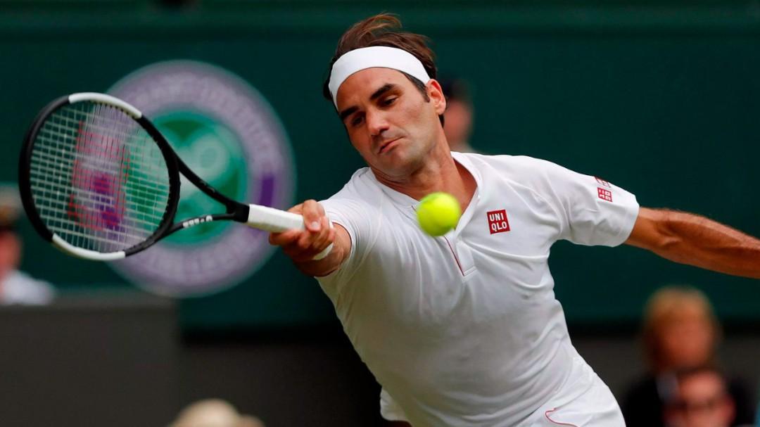 Roger Federer volvió a conseguir una marca histórica en el tenis