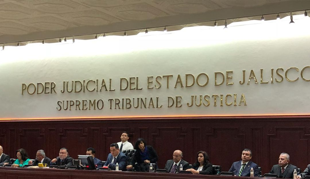 Magistrados aprueban controversia contra Reforma al Poder Judicial
