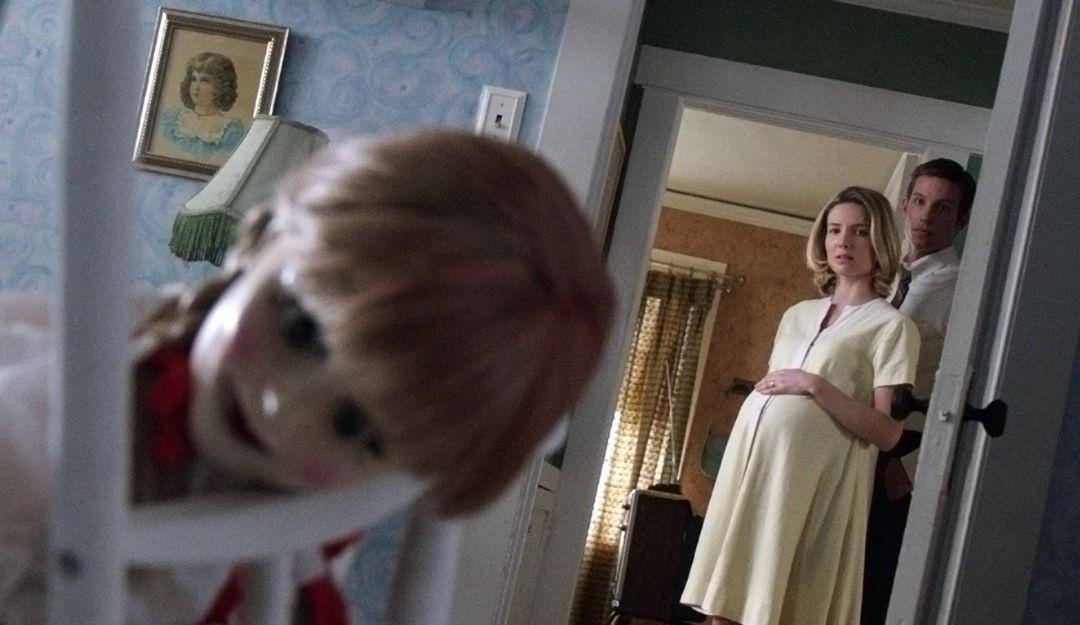 """Proyección """"Annabelle"""""""