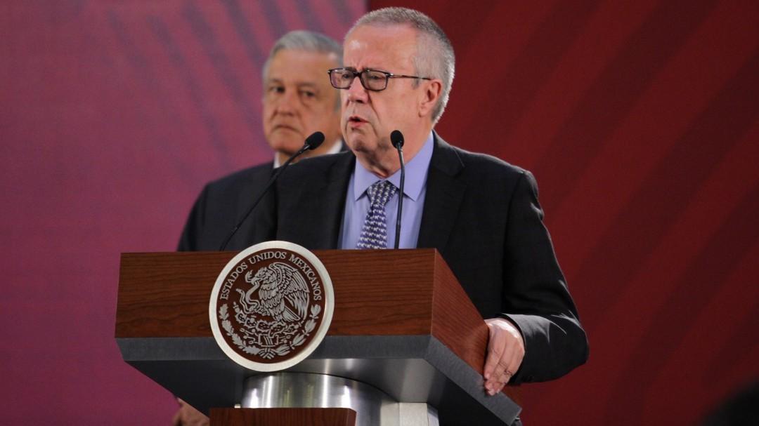 Preocupa la renuncia de Carlos Urzúa: Ismael del Toro