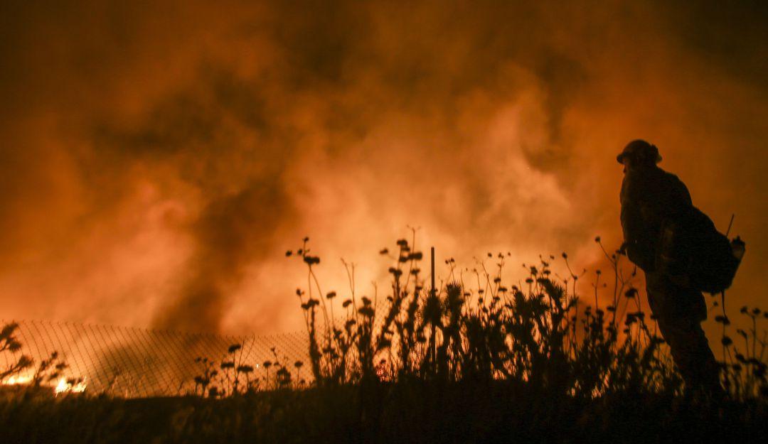 Incendios forestales en Jalisco siguen