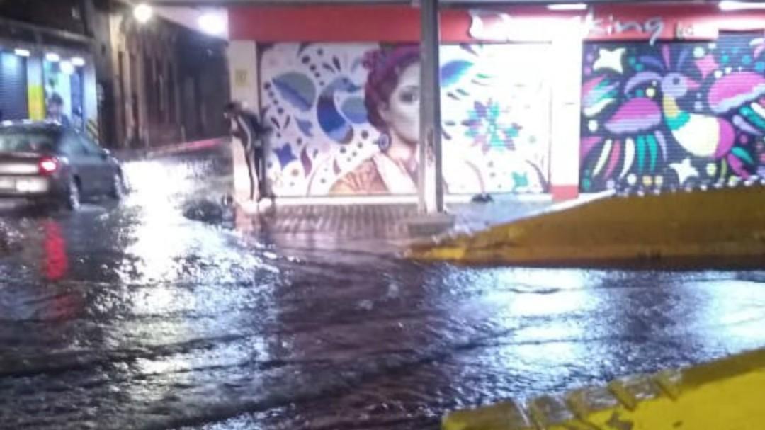 Confirman 116 casas dañadas en GDL por lluvia