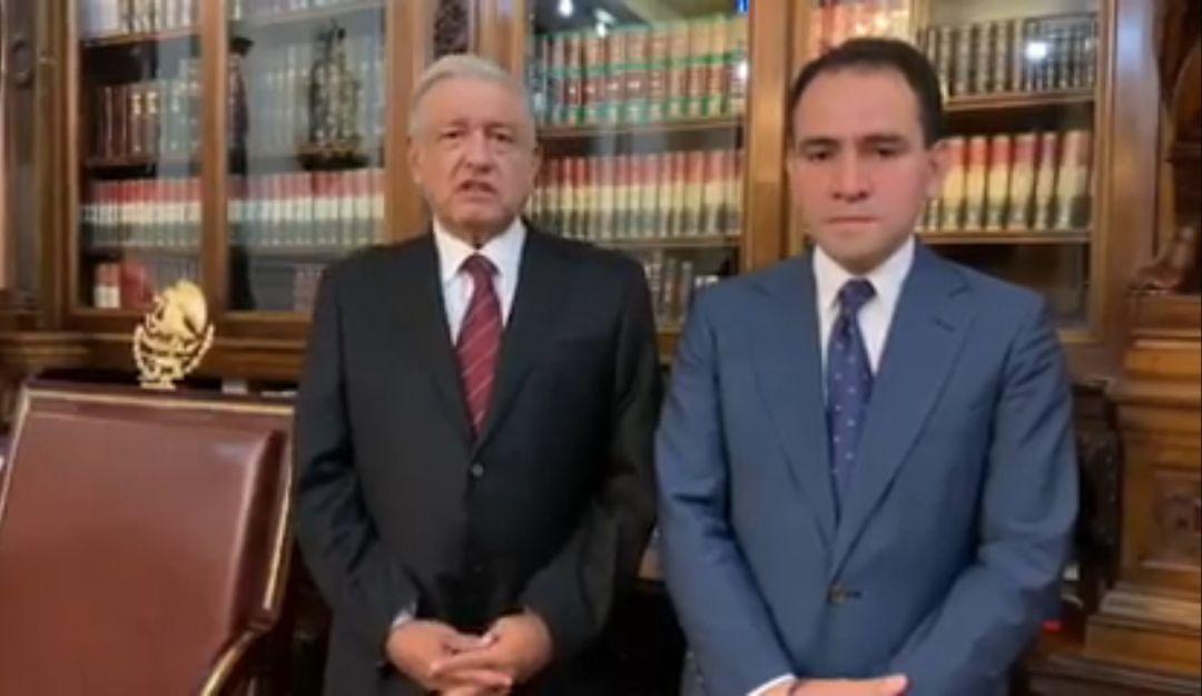 Facebook: Andrés Manuel López Obrador