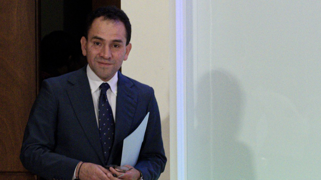 El enemigo es la falta de crecimiento en el país: Arturo Herrera