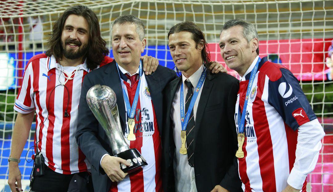 La compra de Chivas por parte de Jorge Vergara fue legal