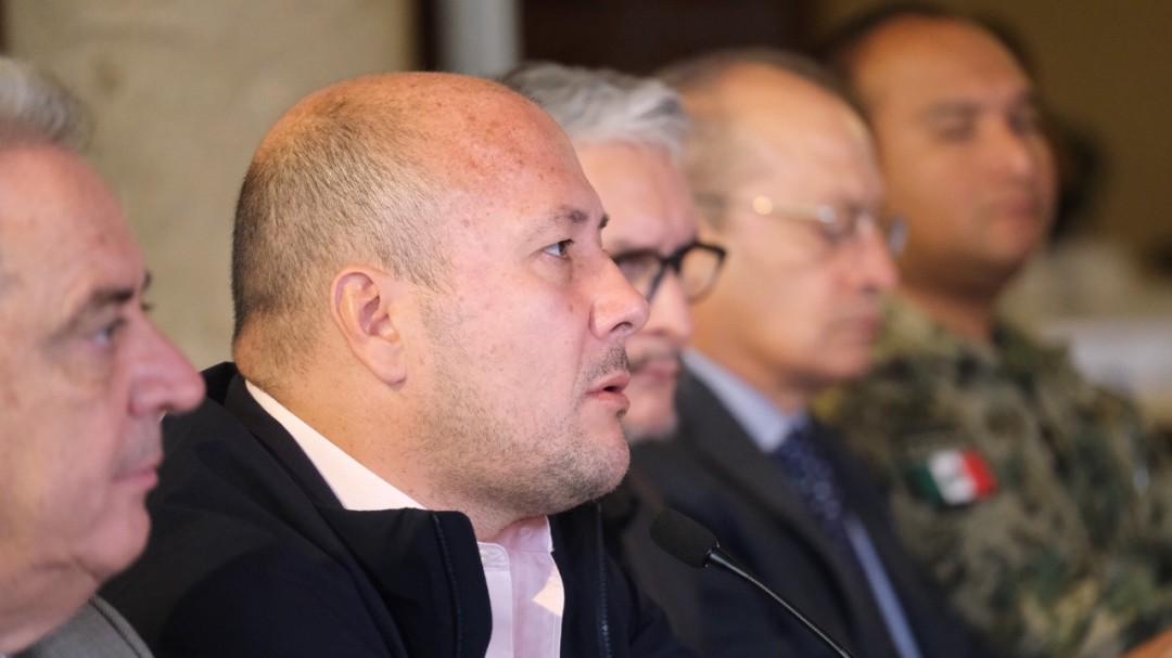 """""""Se les acabó el 20"""": Enrique Alfaro al Poder Judicial"""