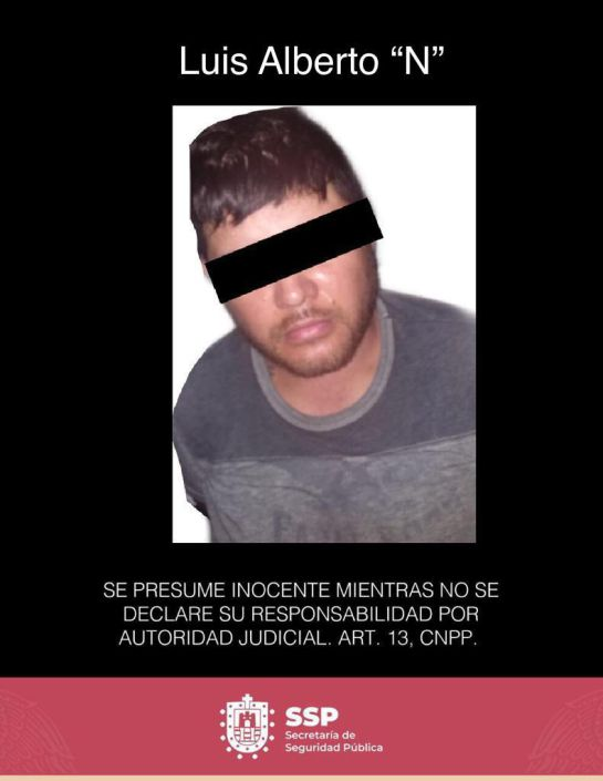 Capturan a banda de secuestradores en Veracruz