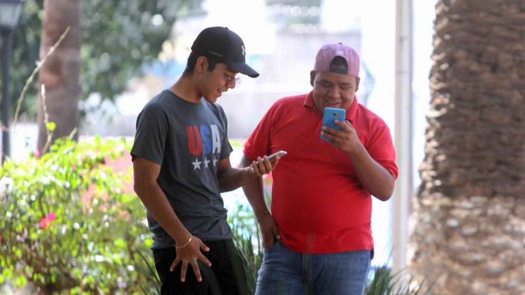 El robo de celulares en la CDMX