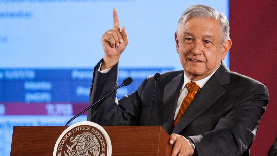 Exige López Obrador disculpas del Financial Times