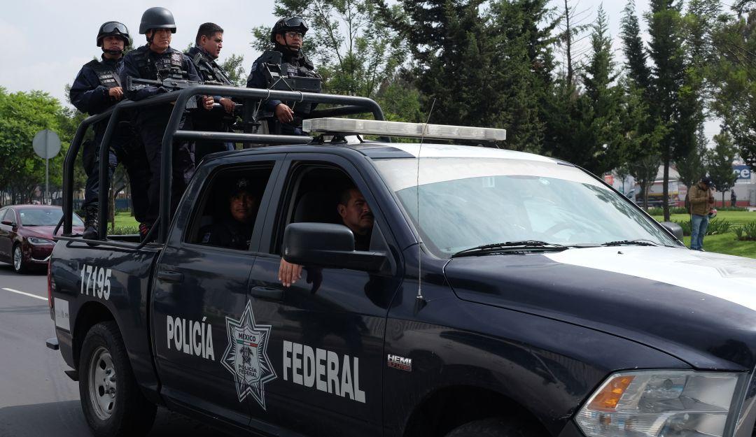6 mil policías federales se registran para sumarse a otras dependencias