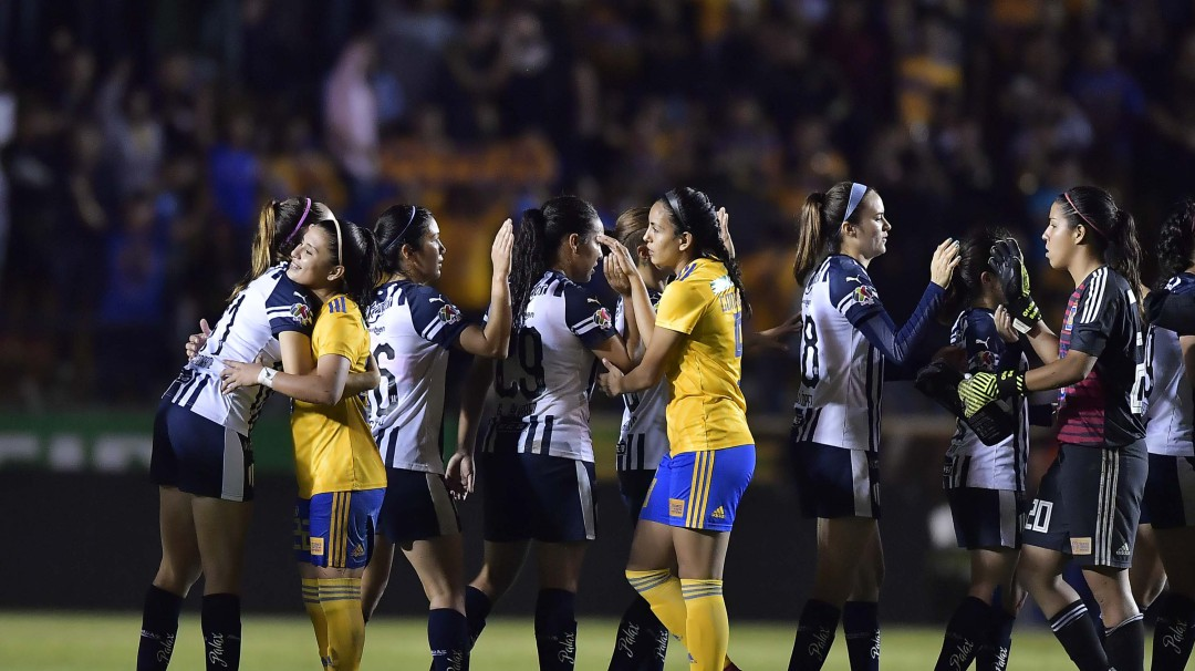 Arranca la Liga MX Femenil