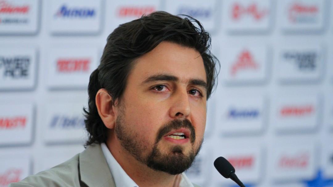 """""""Estamos listos para cualquier reto"""": Amaury Vergara"""