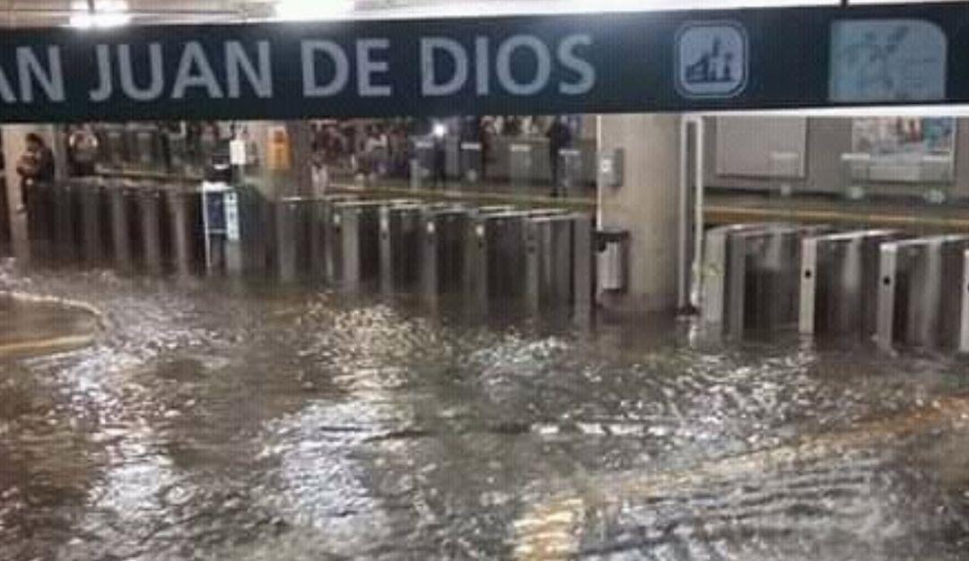 ¿Por qué se inunda Gdl? Entrevista con Arturo Gleason investigador