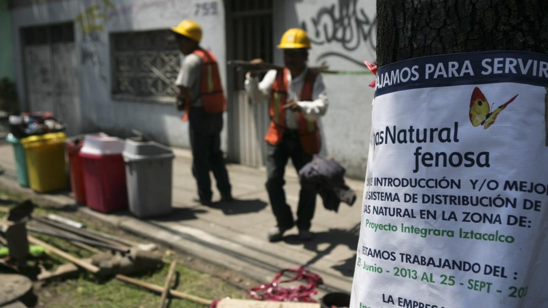 Profeco presenta demanda colectiva contra gas natural Naturgy