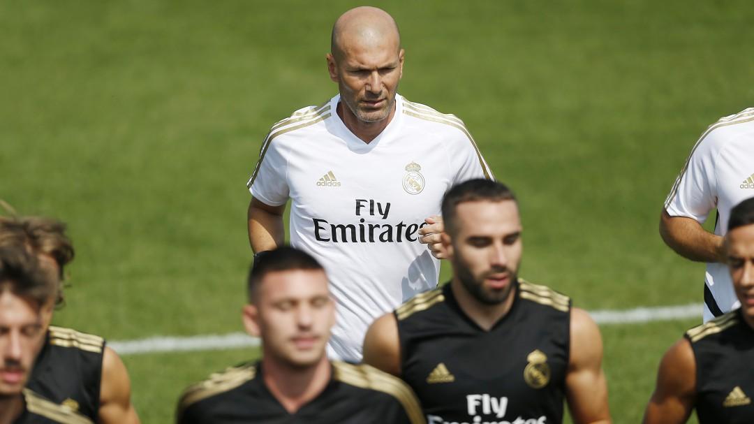 Zinedine Zidane abandona la Pretemporada del Real Madrid