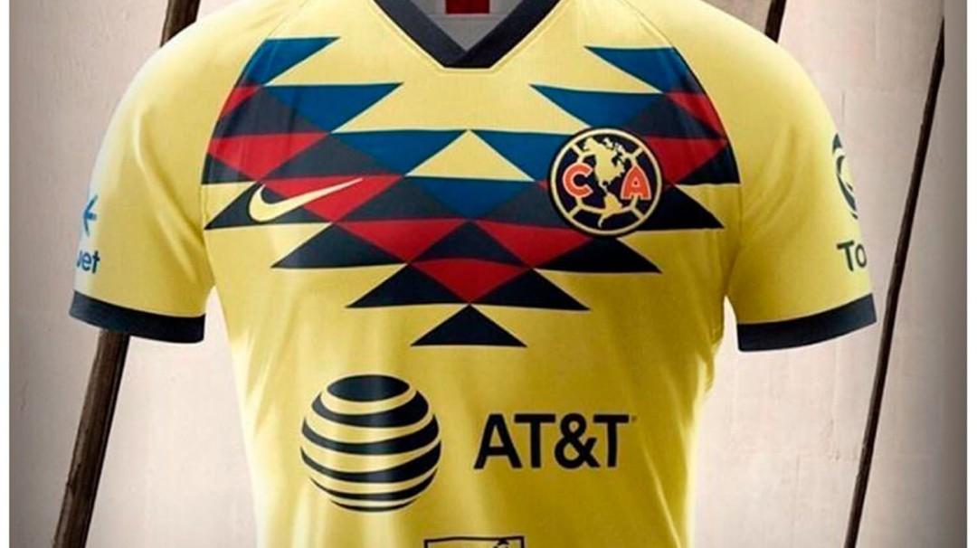 Las Águilas del América presentan su nuevo uniforme