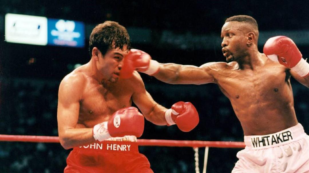 SOPITAS: Nos ha dejado el boxeador Pernell Whitaker
