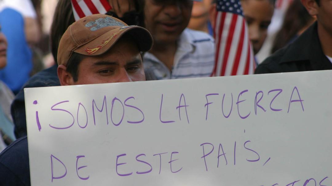 Política antimigrante de Trump, espeluznante: David Lida