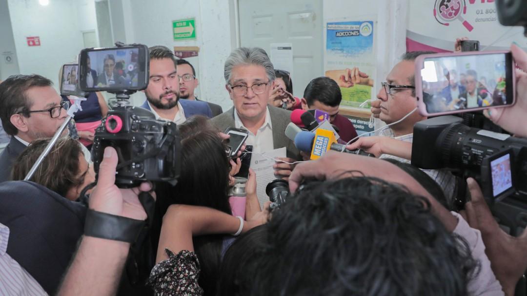 Gobierno de Veracruz denuncia desvío en administración de Yunes Linares