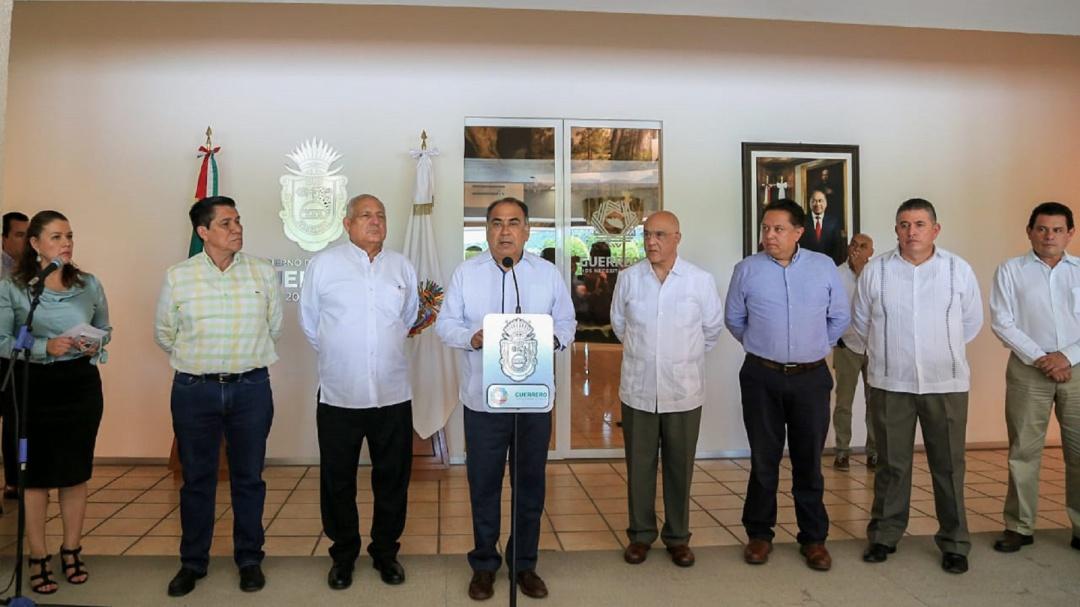 Astudillo agradece a AMLO el fertilizante gratuito a campesinos de Guerrero