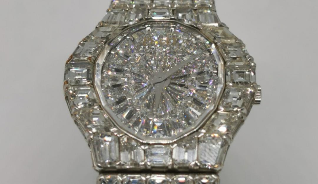 Estas son las lujosas joyas que se subastarán en Los Pinos