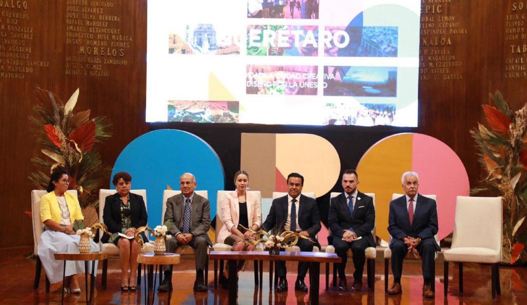 Querétaro es candidata a Ciudad Creativa por la UNESCO