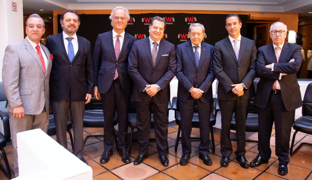 Es como regresar a casa… familia Alemán adquiere Televisa Radio
