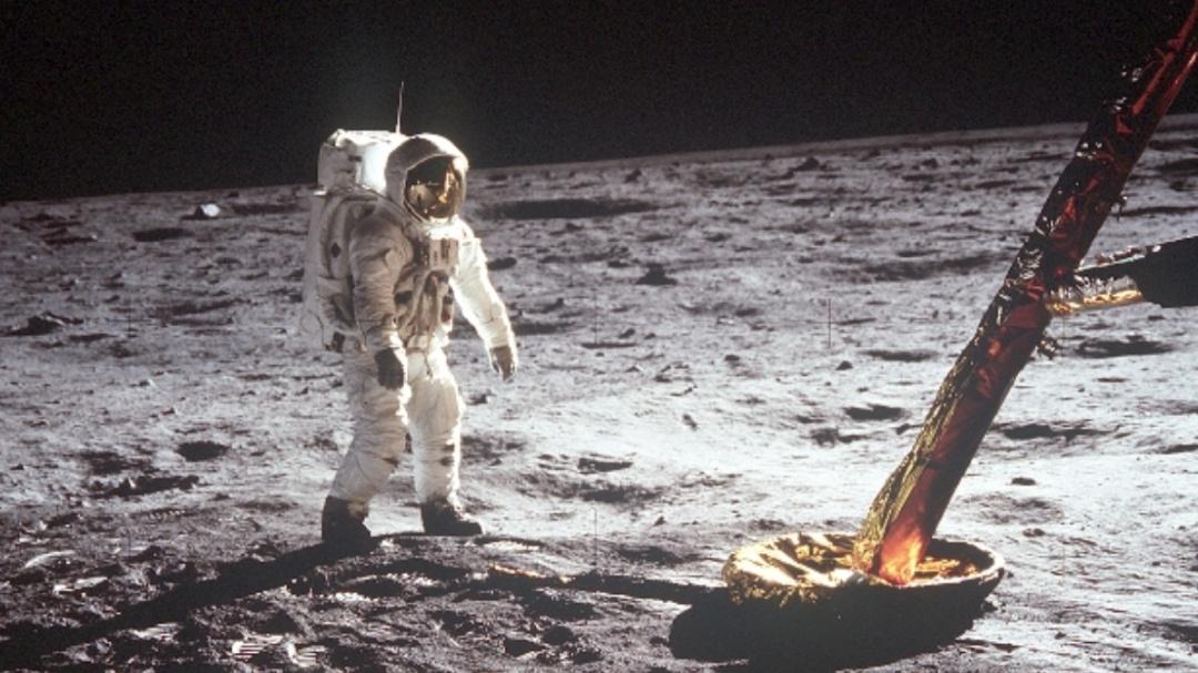 La misión del hombre de llegar a la Luna