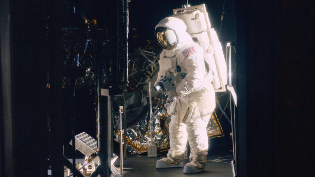 Películas sobre el viaje a La Luna: #MoonLandingWFM