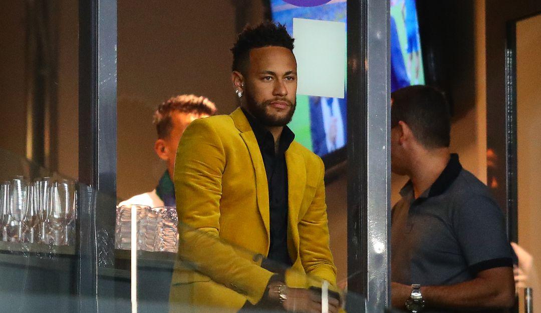 Neymar negociaría con la Juventus