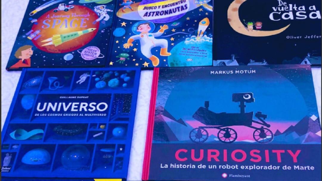Los mejores libros del espacio exterior