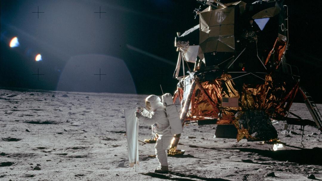 Las aspiraciones de J.F. Kennedy por llegar a la Luna