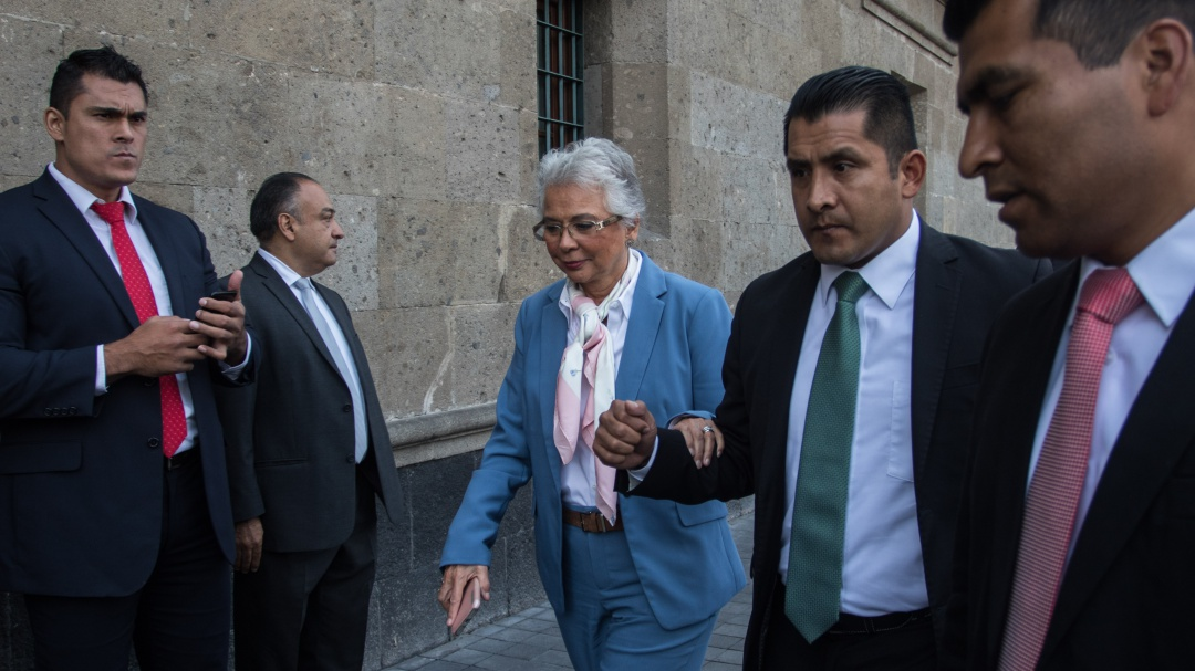 Llama Sánchez Cordero respetar Estado de Derecho en Baja California