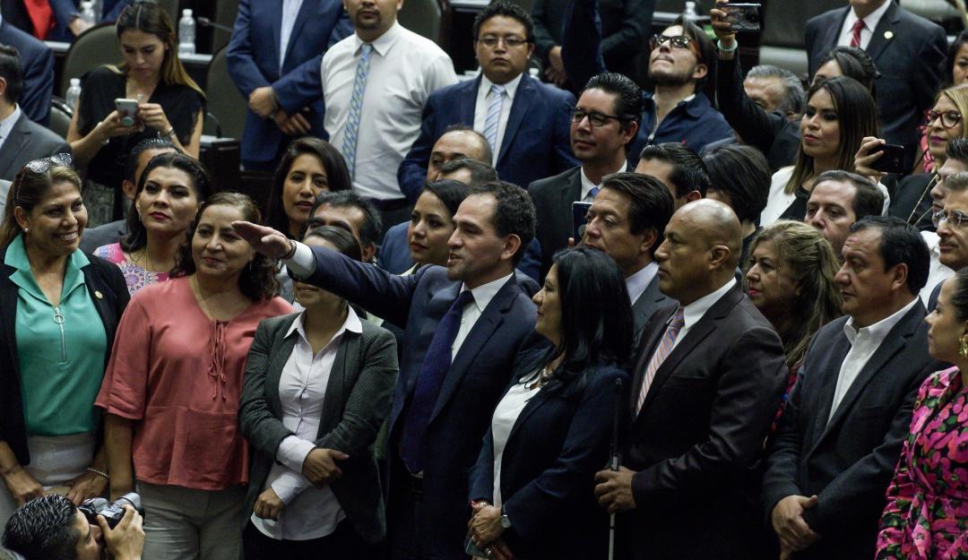 Pleno de Diputados ratifica a Arturo Herrera como nuevo titular de Hacienda
